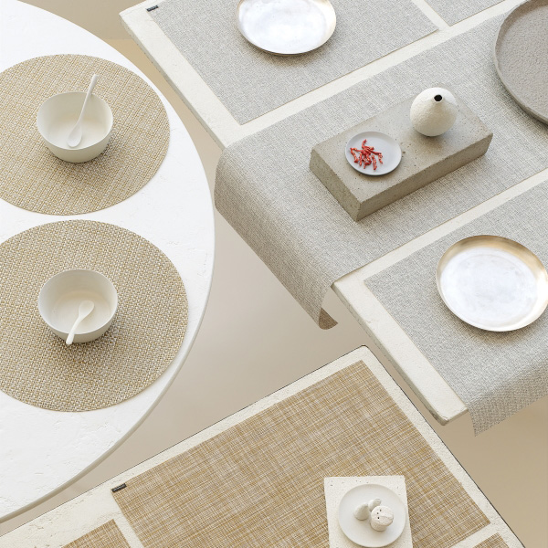 Why Chilewich placemats?
