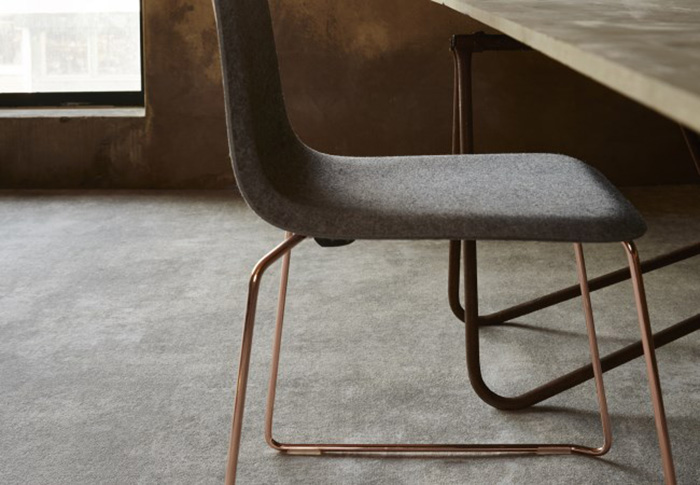 Desso &Ex carpet in grey
